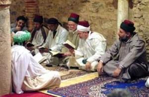 Almonaster era un centro económico y cultural en Al-Andalus.