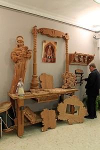 Apuesta por la artesanía en Bollullos.