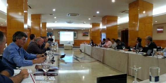 El grupo BNI Huelva celebra su primer aniversario