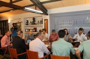 Reunión de la Junta Local.