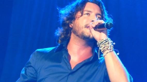 Manuel Carrasco, en concierto en Huelva el 10 de enero