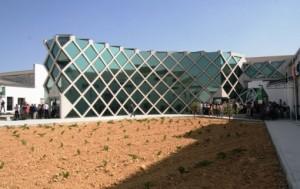 Centro del Vino, en Bollullos.
