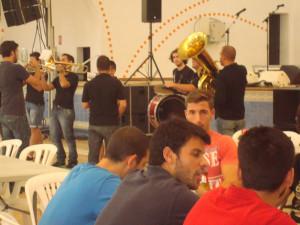 La Fiesta de la Tapa tiene programadas varias actuaciones.