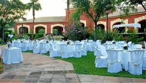 Los novios podrán conocer los menús del Catering 'Las Palomas'.