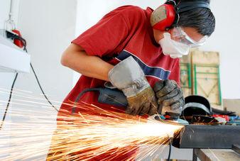 El centro de día de menores infractores de Huelva potencia la formación laboral para facilitar que encuentren trabajo