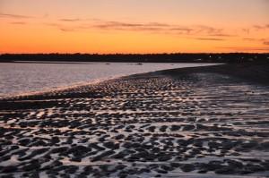 La playa de Isla Canela, donde el onubense siempre vuelve.