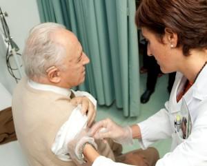 Esta campaña de vacunación va dirigida a la población de riesgo.