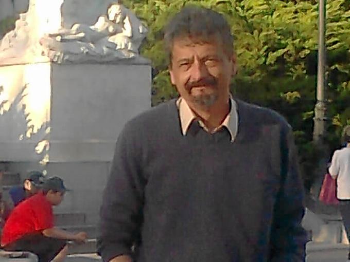 El escritor serrano José Joaquín Guerra.