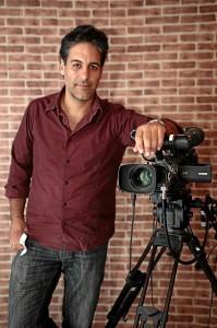 El presentador de 'El Sótano', José Ángel González. / Foto: José Carlos Parra