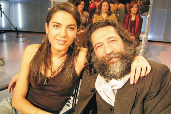 Alba y Manuel Molina.