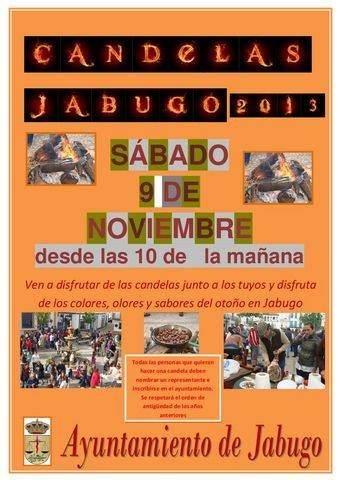 La Fiesta de las Candelas de Jabugo, una cita que ha adquirido gran importancia en la localidad