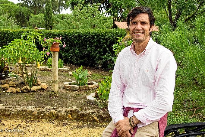 José Carlos Domínguez Ponce, gerente de Las Palomas Catering.