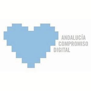 Logotipo de Andalucía Compromiso Digital.