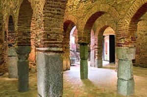 La Mezquita de Almonaster, prueba de la presencia árabe en Huelva.