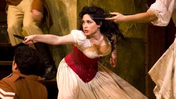 La ópera vuelve al Gran Teatro de Huelva con la representación de 'Carmen'