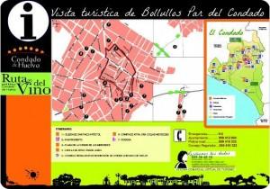 Ruta del Vino en Bollullos.