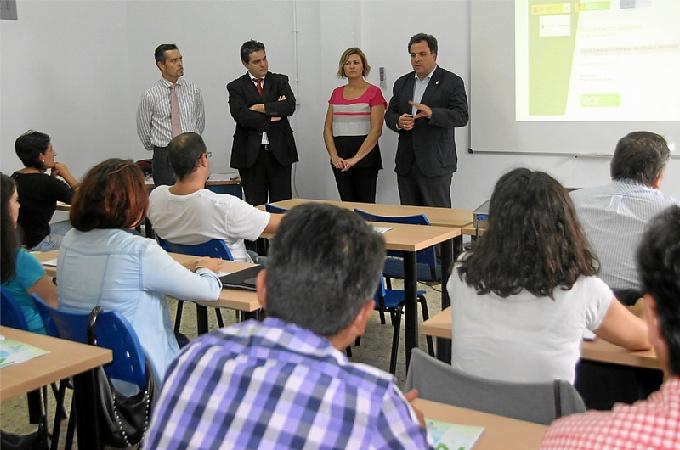 San Juan inicia un nuevo curso de formación orientado a la creación de empresas de reciclaje y residuos