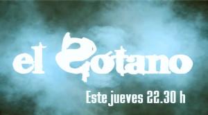 El logotipo de 'El Sótano'.