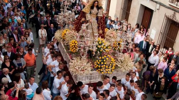 Bonares se engalana para disfrutar de sus Fiestas Patronales