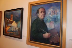 Una muestra de la obra de José María Franco.