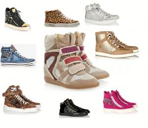 Las zapatillas de deporte se han hecho su propio hueco en el mundo de las tendencias.