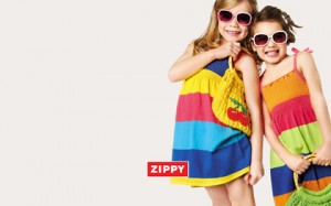 Los más pequeños son los reyes en Zippy.