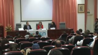 Reunión de la plataforma ESN en Huelva.