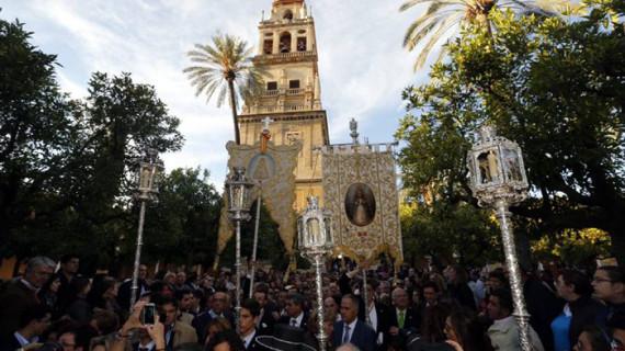 Huelva se vuelca con Córdoba en la celebración de su Magna Rociera
