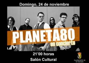 'Planeta 80' actúa en El Granado.