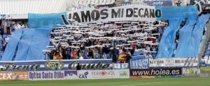 El Nuevo Colombino tuvo la mejor entrada de la temporada. / Foto: Josele Ruiz.