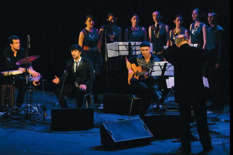 Arcángel Y Las Nuevas Voces Búlgaras Este Jueves 26 En La Casa Colón De Huelva Huelva Buenas Noticias