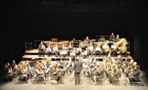 Banda de  Música de  Punta Umbría.