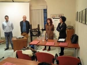La diputada María Eugenia Limón inauguró el curso en Valverde.