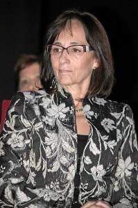 Eloisa Bayo dedica su Medalla a sus pacientes. / Foto: José Carlos Palma.