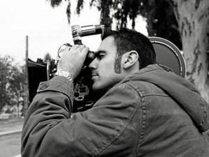 Mario de la Torre, en el rodaje de 'Hambre'.