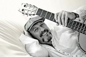 Ruibal es autor de la letra y música de sus composiciones. / Foto: Pepa Niebla.