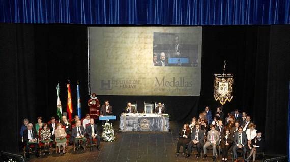 Huelva celebra el Día de la Provincia