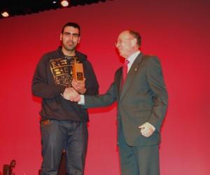 Entre otros reconocimentos, Mario conseguía el Premio al Mejor Director en el Festival de San Roque.