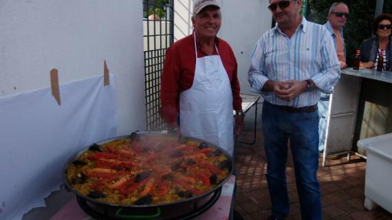 Concurso de paellas en El Portil