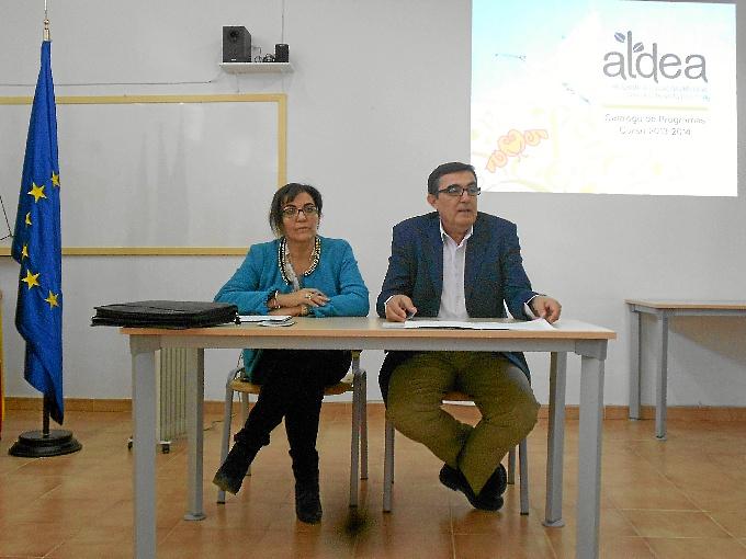 Presentación del Plan Aldea.