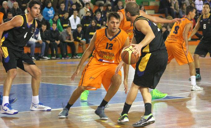 El equipo de Rodríguez Walls se estrenó en casa.