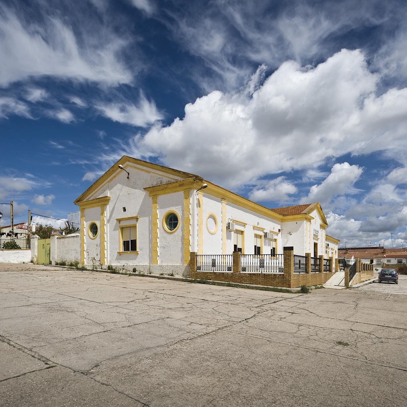 Casino de Tharsis. / Foto: Grupo Azoteas.