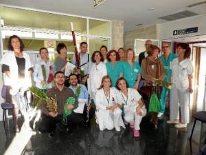 El concierto de música de cámara que nos ofreció la Orquesta Clásica del Sur de Portugal en la Unidad de Hospitalización y Hospital de Día de Onco Hematología.