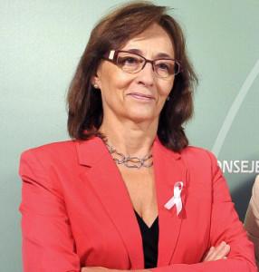 La investigadora Eloísa Bayo.