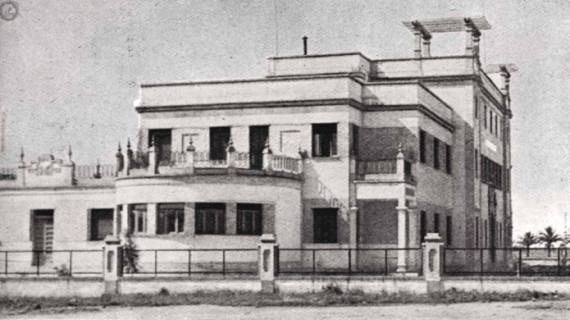 Instituto Provincial de Sanidad de Huelva, década de los 40
