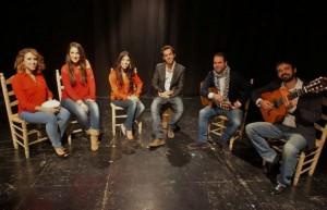 Estos artistas protagonizarán la Zambombá con 'Diciembre, un espectáculo flamenco navideño'.