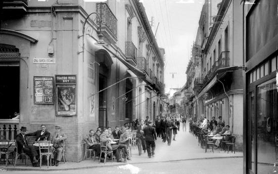 Resultado de imagen de La Huelva antigua y su gente
