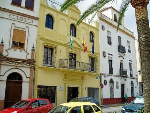 Sede en Huelva del Instituto Andaluz de la Mujer.