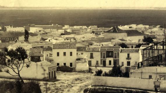 Paseo Santa Fe, última década del siglo XIX