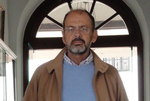 """El escritor Joaquín Mañes, """"feliz"""" por ser nombrado pregonero de Semana Santa de La Palma 2014"""